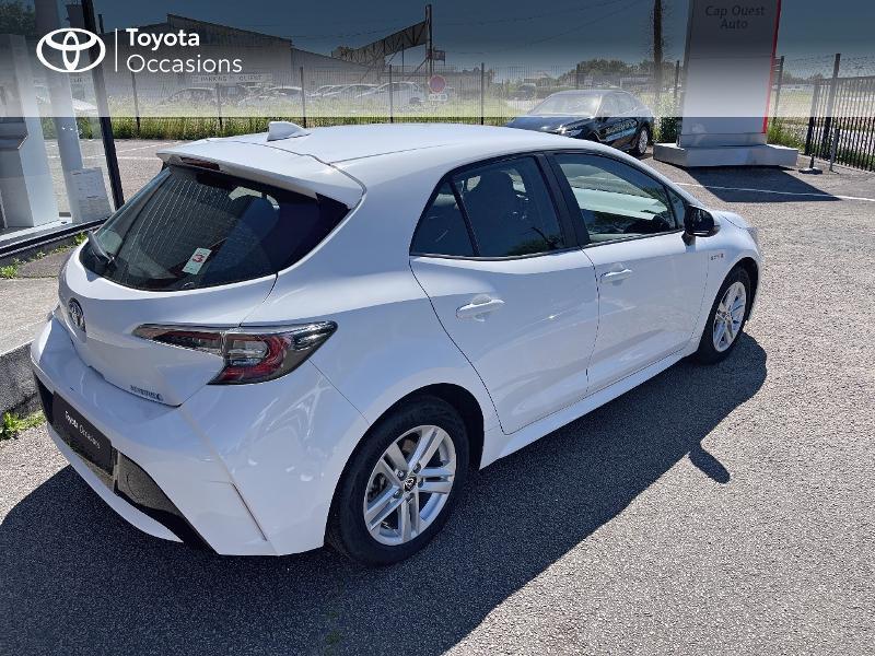 Photo 18 de l'offre de TOYOTA Corolla 122h Dynamic MY20 à 23580€ chez Cap Ouest Auto - Toyota Morlaix