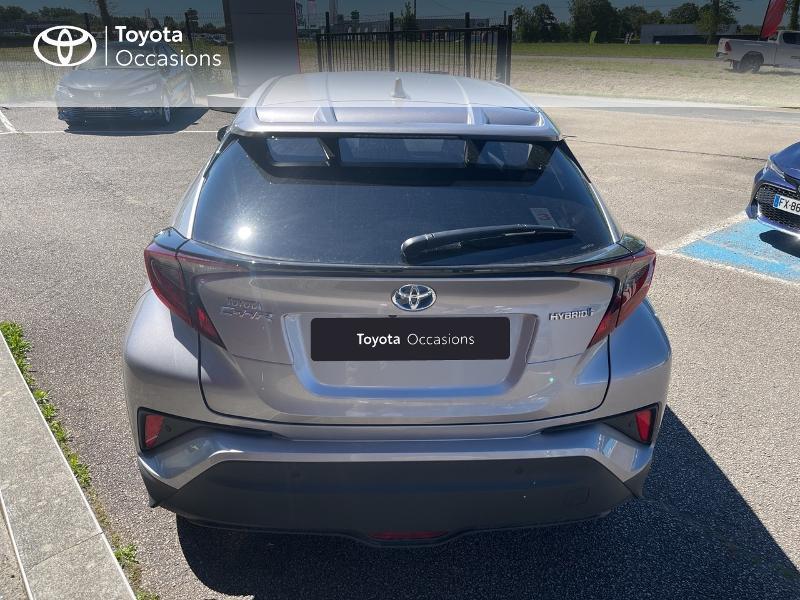 Photo 4 de l'offre de TOYOTA C-HR 122h Edition 2WD E-CVT MY20 à 26980€ chez Cap Ouest Auto - Toyota Morlaix