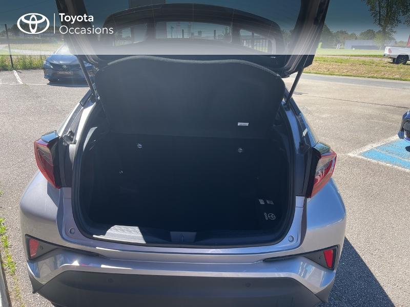 Photo 10 de l'offre de TOYOTA C-HR 122h Edition 2WD E-CVT MY20 à 26980€ chez Cap Ouest Auto - Toyota Morlaix