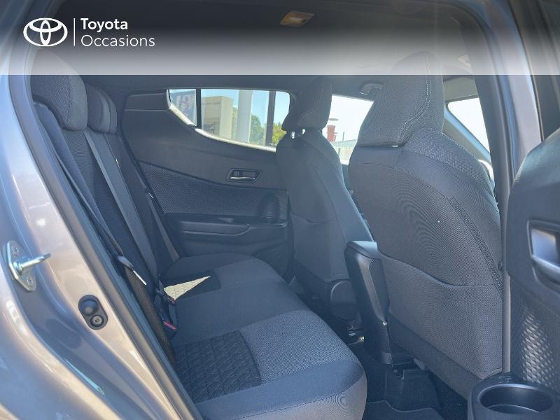 Photo 7 de l'offre de TOYOTA C-HR 122h Edition 2WD E-CVT MY20 à 26980€ chez Cap Ouest Auto - Toyota Morlaix