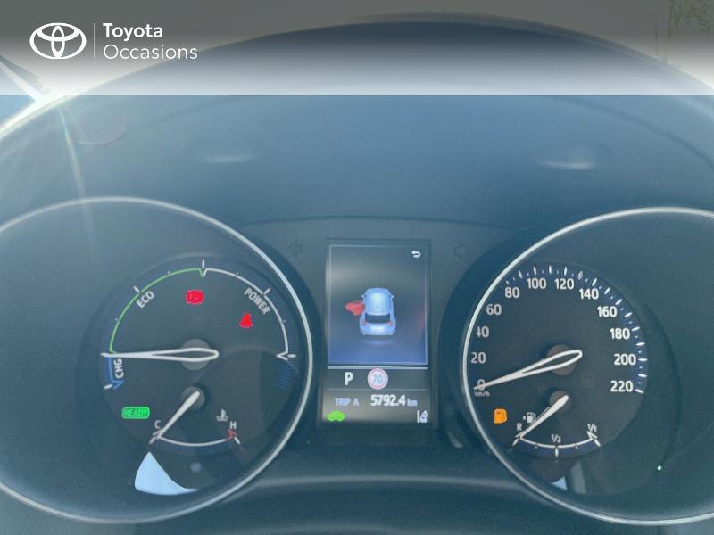 Photo 14 de l'offre de TOYOTA C-HR 122h Edition 2WD E-CVT MY20 à 26980€ chez Cap Ouest Auto - Toyota Morlaix