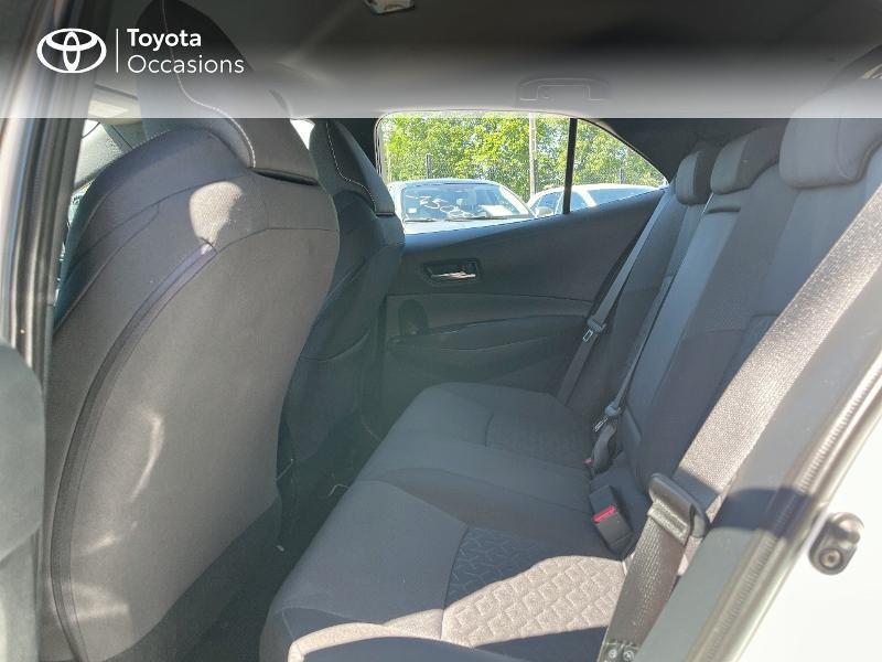 Photo 12 de l'offre de TOYOTA Corolla 122h Dynamic MY20 à 23580€ chez Cap Ouest Auto - Toyota Morlaix