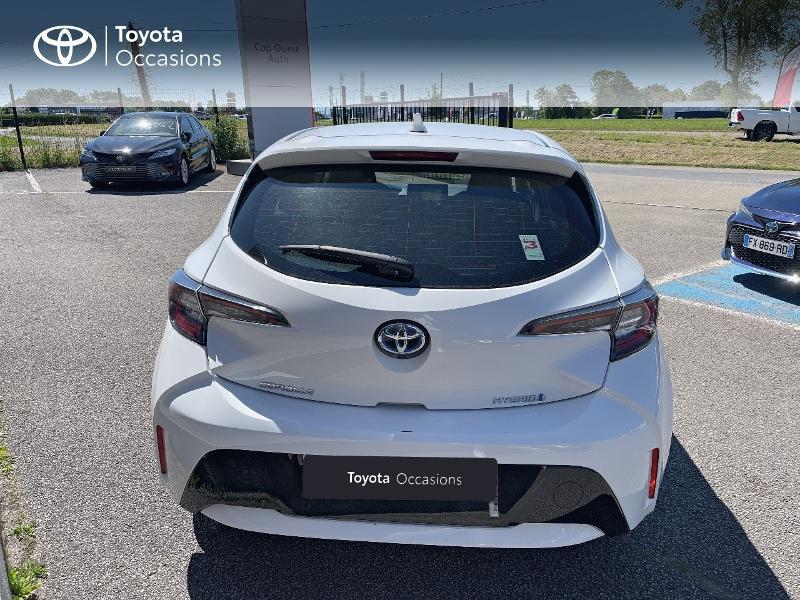 Photo 4 de l'offre de TOYOTA Corolla 122h Dynamic MY20 à 23580€ chez Cap Ouest Auto - Toyota Morlaix