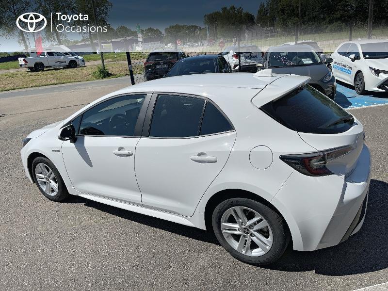 Photo 2 de l'offre de TOYOTA Corolla 122h Dynamic MY20 à 23580€ chez Cap Ouest Auto - Toyota Morlaix