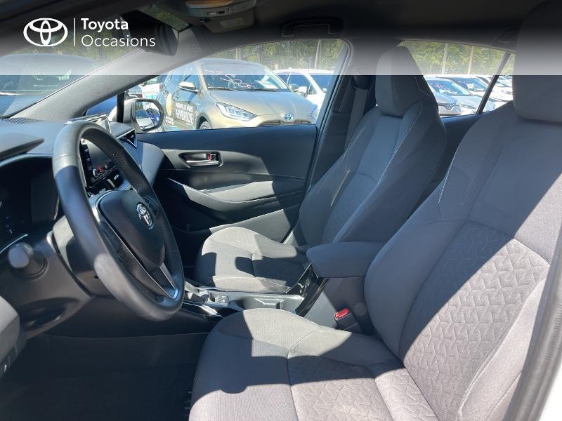 Photo 11 de l'offre de TOYOTA Corolla 122h Dynamic MY20 à 23580€ chez Cap Ouest Auto - Toyota Morlaix