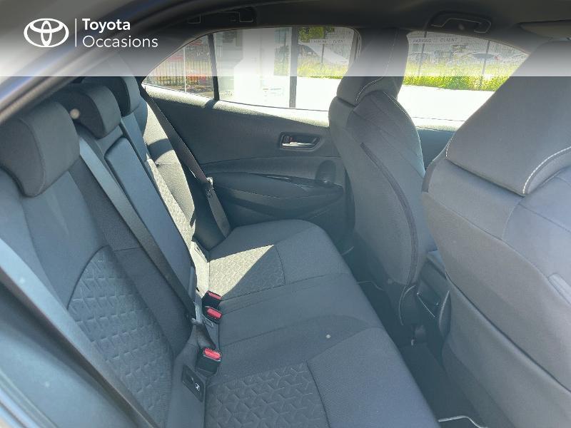 Photo 7 de l'offre de TOYOTA Corolla 122h Dynamic MY20 à 23580€ chez Cap Ouest Auto - Toyota Morlaix