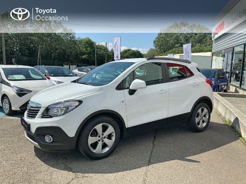 Opel Mokka X 1.4 Turbo 140ch Business Edition 4x2 Essence blanc Occasion à vendre