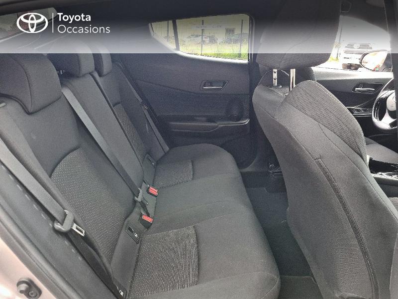 Photo 7 de l'offre de TOYOTA C-HR 122h Design 2WD E-CVT RC18 à 21480€ chez Cap Ouest Auto - Toyota Morlaix
