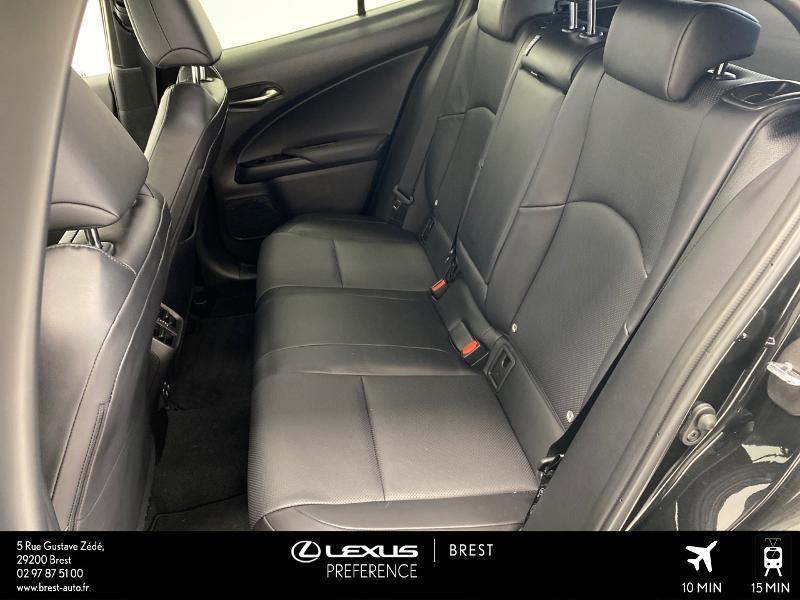 Photo 14 de l'offre de LEXUS UX 250h 4WD Executive à 37990€ chez Cap Ouest Auto - Toyota Morlaix