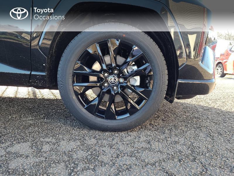 Photo 16 de l'offre de TOYOTA RAV4 Hybride 222ch Black Edition AWD-i MY21 à 44980€ chez Cap Ouest Auto - Toyota Morlaix