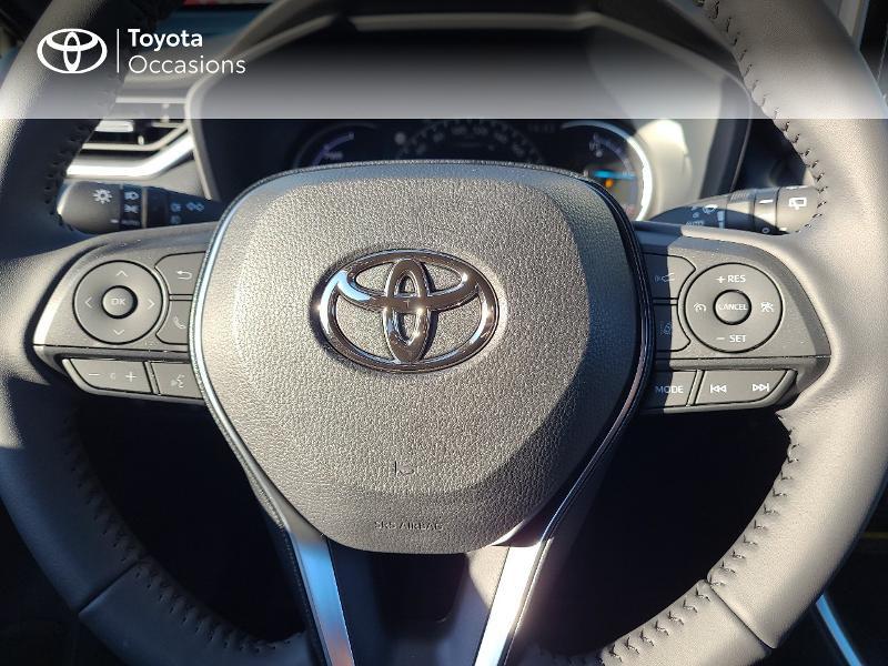 Photo 13 de l'offre de TOYOTA RAV4 Hybride 222ch Black Edition AWD-i MY21 à 44980€ chez Cap Ouest Auto - Toyota Morlaix