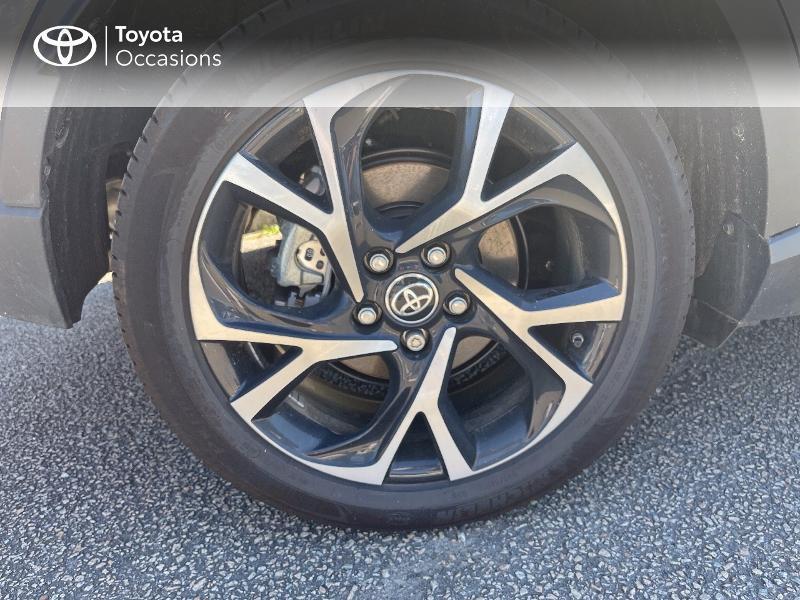 Photo 16 de l'offre de TOYOTA C-HR 122h Edition 2WD E-CVT MY20 à 26980€ chez Cap Ouest Auto - Toyota Morlaix