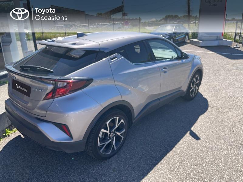 Photo 18 de l'offre de TOYOTA C-HR 122h Edition 2WD E-CVT MY20 à 26980€ chez Cap Ouest Auto - Toyota Morlaix