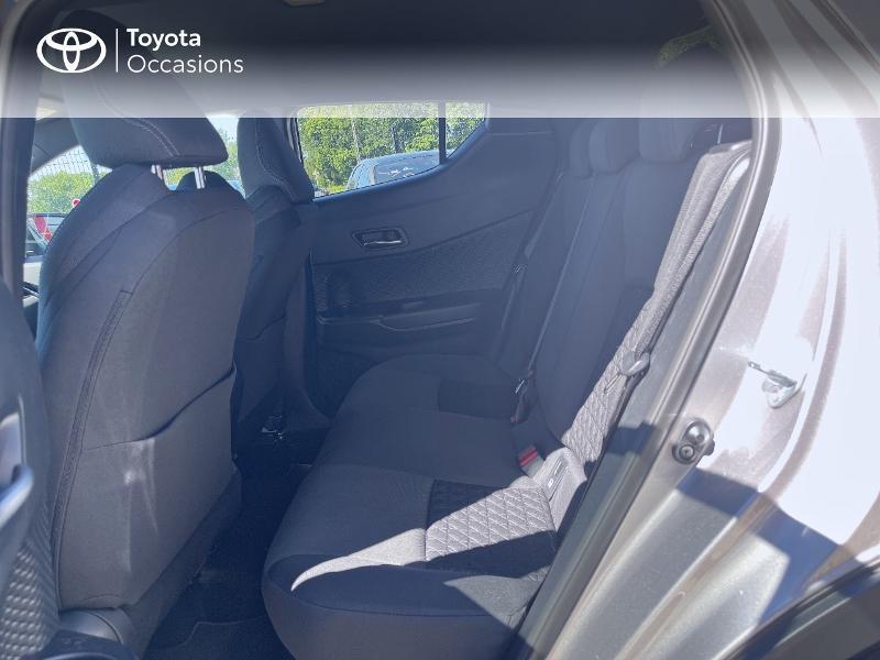 Photo 12 de l'offre de TOYOTA C-HR 122h Edition 2WD E-CVT MY20 à 26980€ chez Cap Ouest Auto - Toyota Morlaix