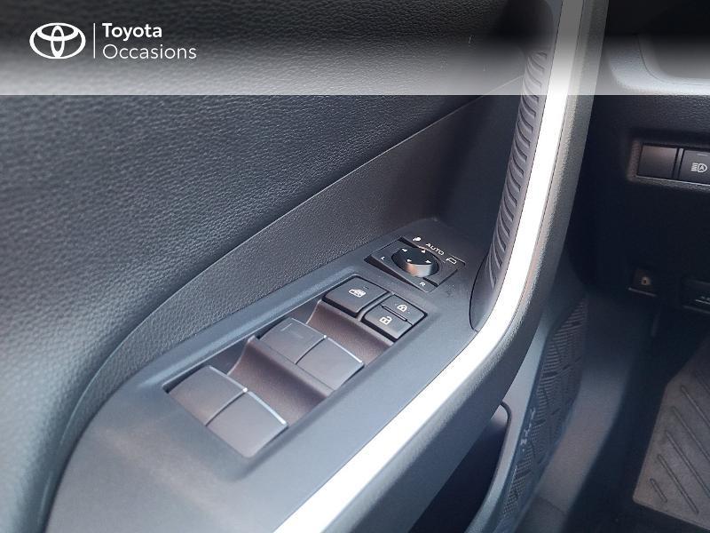 Photo 19 de l'offre de TOYOTA RAV4 Hybride 222ch Black Edition AWD-i MY21 à 44980€ chez Cap Ouest Auto - Toyota Morlaix