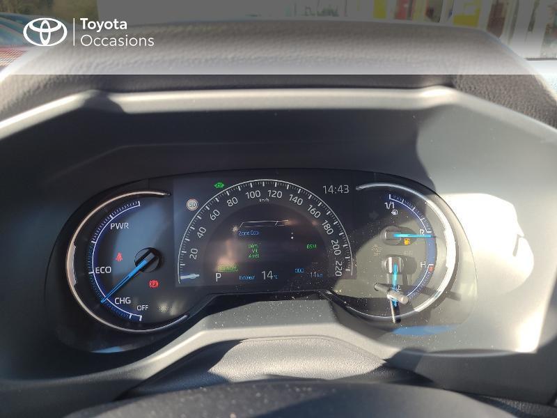 Photo 14 de l'offre de TOYOTA RAV4 Hybride 222ch Black Edition AWD-i MY21 à 44980€ chez Cap Ouest Auto - Toyota Morlaix