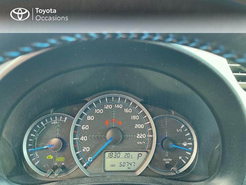 Photo 13 de l'offre de TOYOTA Yaris HSD 100h Dynamic 5p à 12480€ chez Cap Ouest Auto - Toyota Morlaix