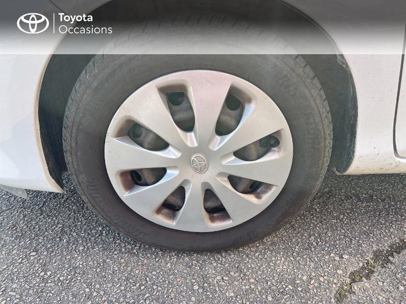 Photo 16 de l'offre de TOYOTA Yaris HSD 100h Dynamic 5p à 12480€ chez Cap Ouest Auto - Toyota Morlaix