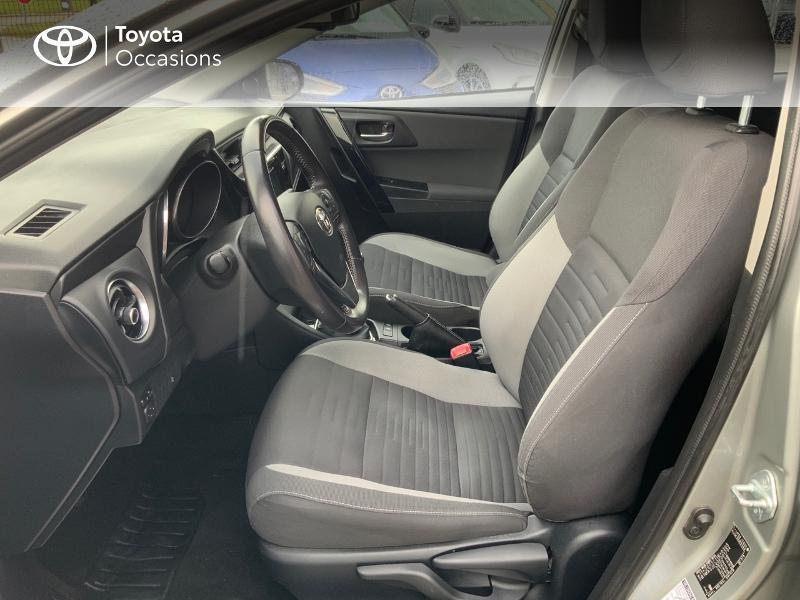 Photo 11 de l'offre de TOYOTA Auris 1.2T 116 Design à 10980€ chez Cap Ouest Auto - Toyota Morlaix