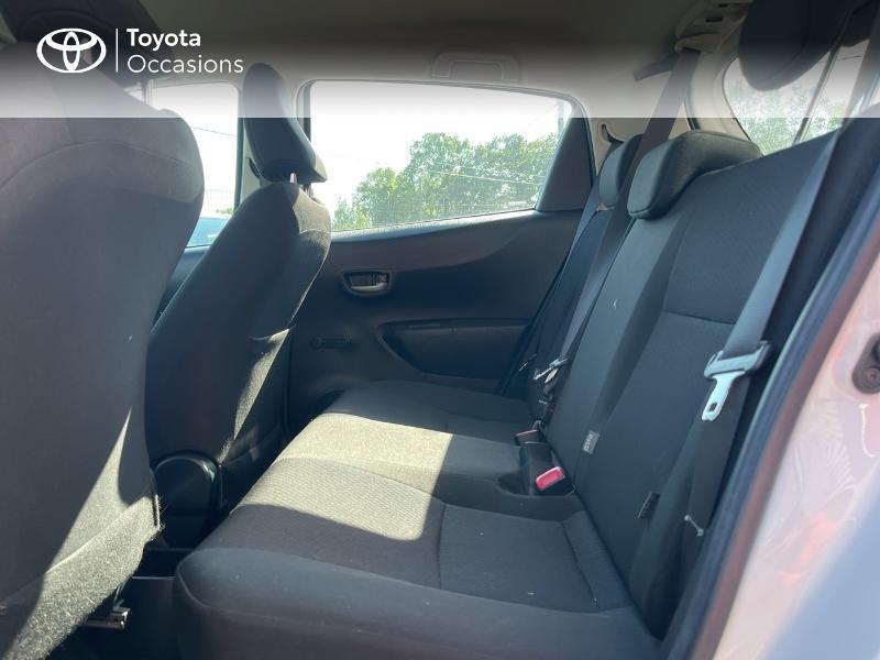 Photo 12 de l'offre de TOYOTA Yaris HSD 100h Dynamic 5p à 12480€ chez Cap Ouest Auto - Toyota Morlaix