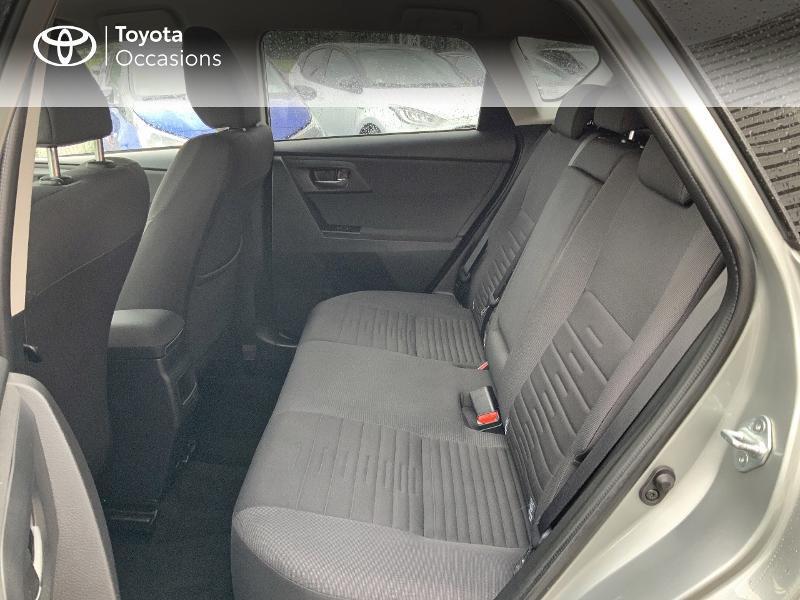 Photo 12 de l'offre de TOYOTA Auris 1.2T 116 Design à 10980€ chez Cap Ouest Auto - Toyota Morlaix