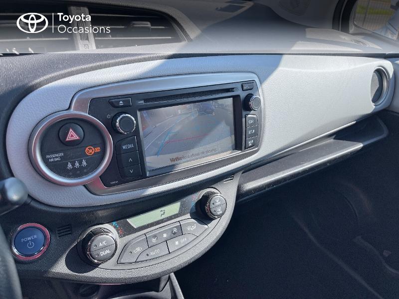 Photo 15 de l'offre de TOYOTA Yaris HSD 100h Dynamic 5p à 12480€ chez Cap Ouest Auto - Toyota Morlaix