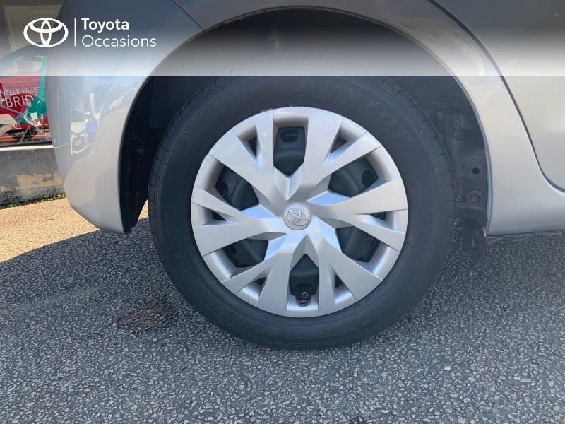 Photo 16 de l'offre de TOYOTA Yaris 100h France 5p à 12980€ chez Cap Ouest Auto - Toyota Morlaix