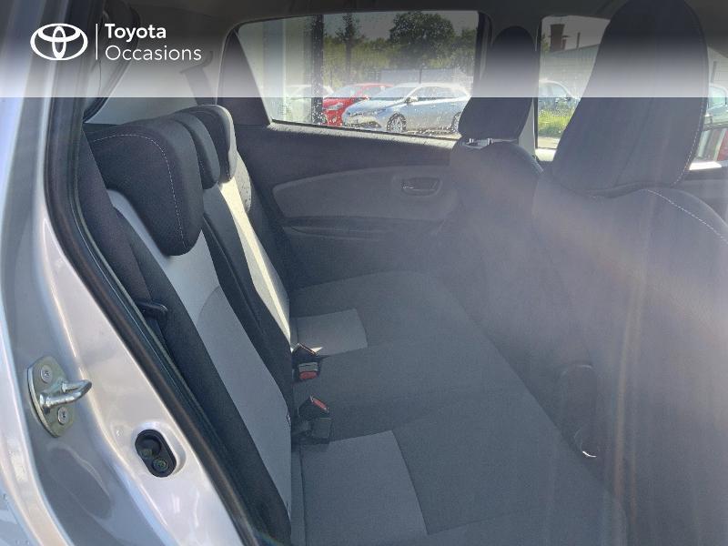 Photo 7 de l'offre de TOYOTA Yaris 100h France 5p à 12980€ chez Cap Ouest Auto - Toyota Morlaix