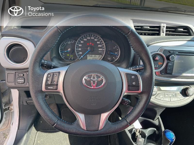 Photo 9 de l'offre de TOYOTA Yaris HSD 100h Dynamic 5p à 12480€ chez Cap Ouest Auto - Toyota Morlaix