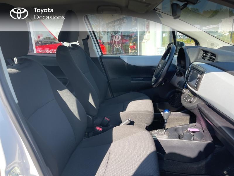 Photo 6 de l'offre de TOYOTA Yaris HSD 100h Dynamic 5p à 12480€ chez Cap Ouest Auto - Toyota Morlaix