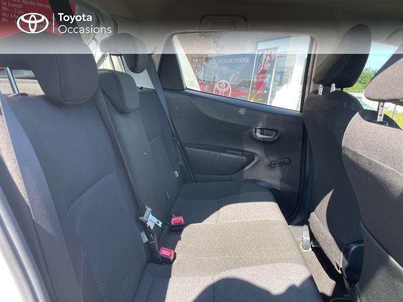 Photo 7 de l'offre de TOYOTA Yaris HSD 100h Dynamic 5p à 12480€ chez Cap Ouest Auto - Toyota Morlaix