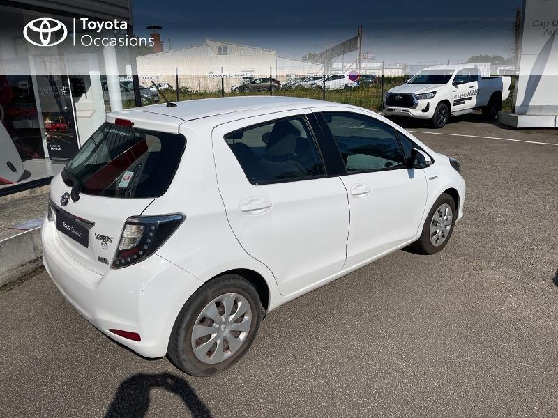 Photo 18 de l'offre de TOYOTA Yaris HSD 100h Dynamic 5p à 12480€ chez Cap Ouest Auto - Toyota Morlaix