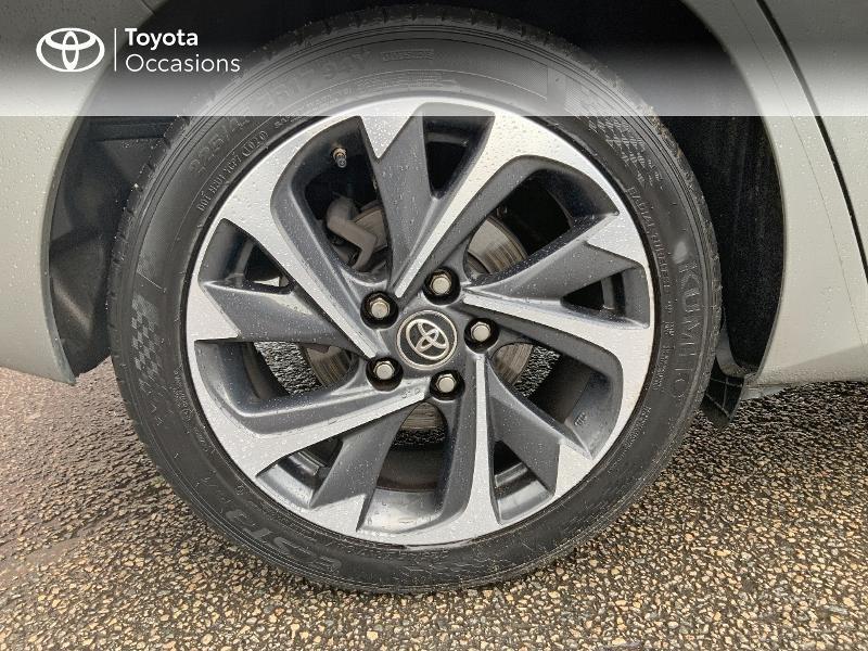 Photo 16 de l'offre de TOYOTA Auris 1.2T 116 Design à 10980€ chez Cap Ouest Auto - Toyota Morlaix