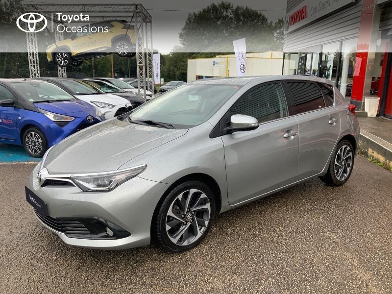 Toyota Auris 1.2T 116 Design Essence GRIS C Occasion à vendre