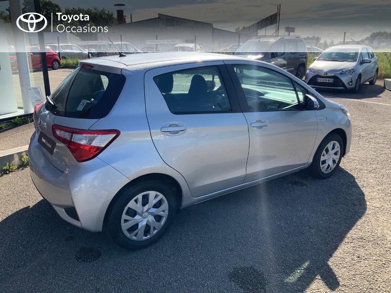 Photo 18 de l'offre de TOYOTA Yaris 100h France 5p à 12980€ chez Cap Ouest Auto - Toyota Morlaix