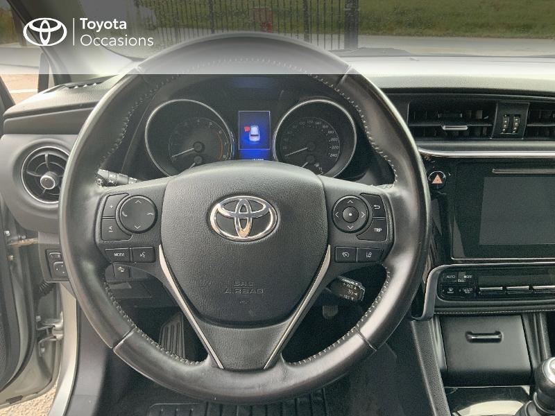 Photo 9 de l'offre de TOYOTA Auris 1.2T 116 Design à 10980€ chez Cap Ouest Auto - Toyota Morlaix