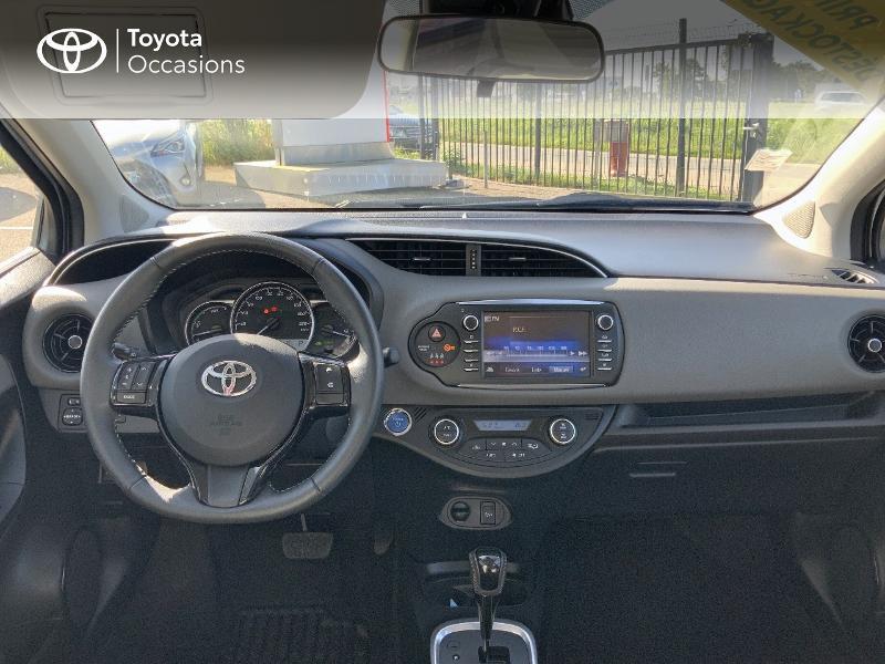 Photo 8 de l'offre de TOYOTA Yaris 100h France 5p à 12980€ chez Cap Ouest Auto - Toyota Morlaix