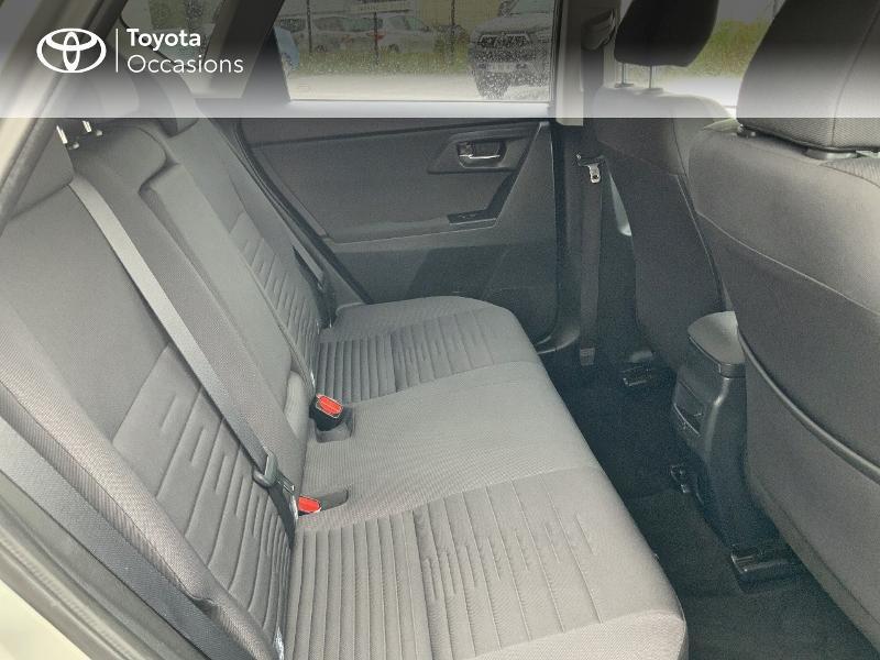 Photo 7 de l'offre de TOYOTA Auris 1.2T 116 Design à 10980€ chez Cap Ouest Auto - Toyota Morlaix