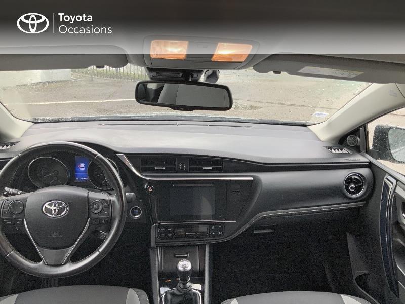 Photo 8 de l'offre de TOYOTA Auris 1.2T 116 Design à 10980€ chez Cap Ouest Auto - Toyota Morlaix