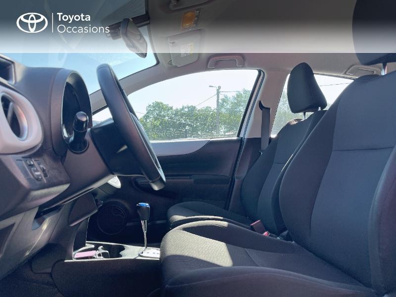 Photo 11 de l'offre de TOYOTA Yaris HSD 100h Dynamic 5p à 12480€ chez Cap Ouest Auto - Toyota Morlaix