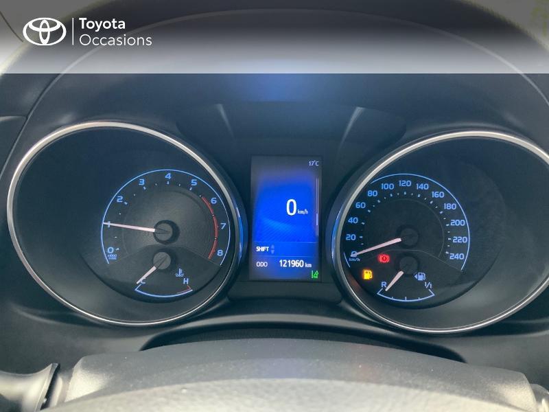 Photo 14 de l'offre de TOYOTA Auris 1.2T 116 Design à 10980€ chez Cap Ouest Auto - Toyota Morlaix