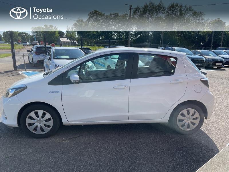 Photo 3 de l'offre de TOYOTA Yaris HSD 100h Dynamic 5p à 12480€ chez Cap Ouest Auto - Toyota Morlaix