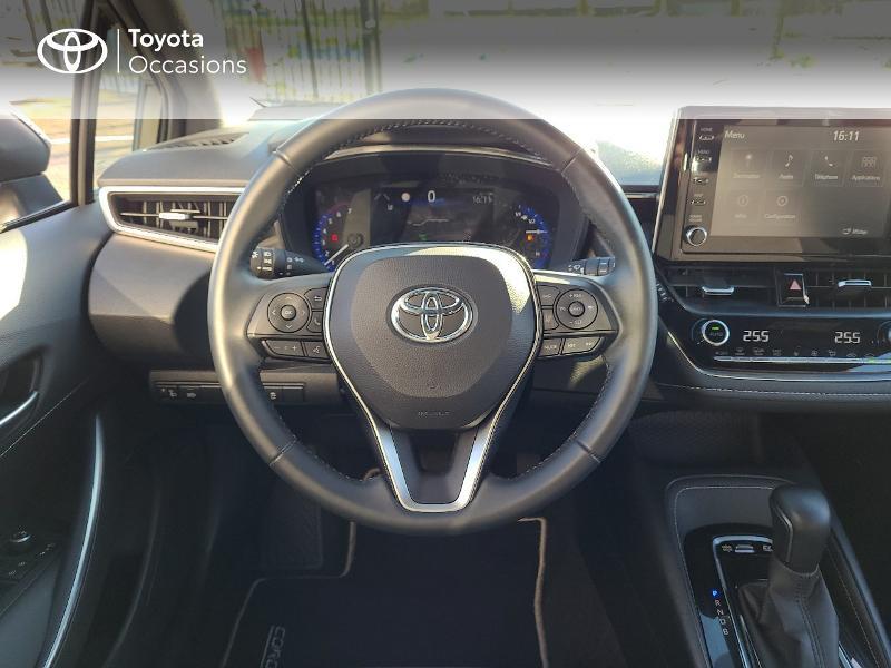 Photo 9 de l'offre de TOYOTA Corolla 122h Design MY20 à 22980€ chez Cap Ouest Auto - Toyota Morlaix