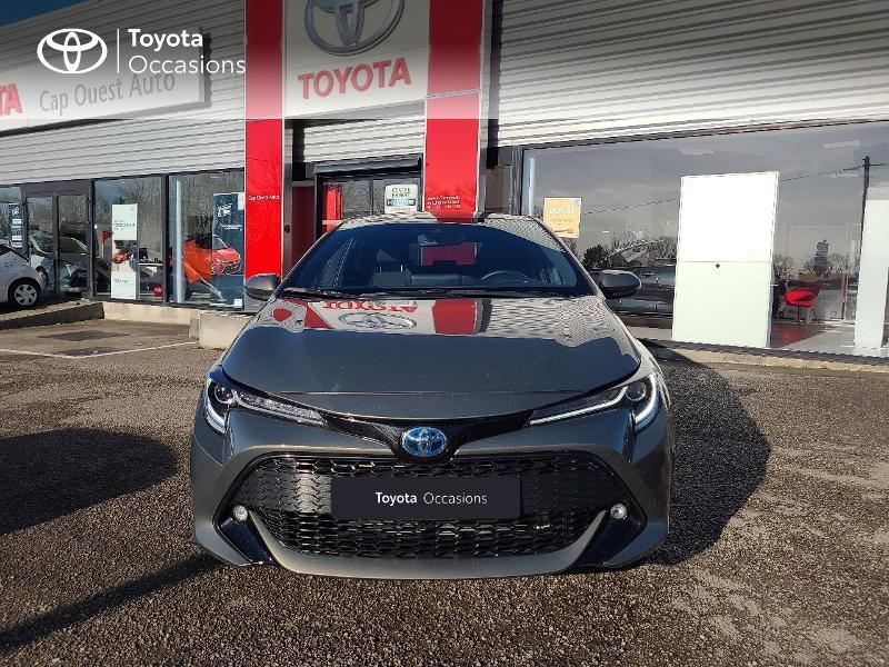 Photo 5 de l'offre de TOYOTA Corolla 122h Design MY20 à 22980€ chez Cap Ouest Auto - Toyota Morlaix