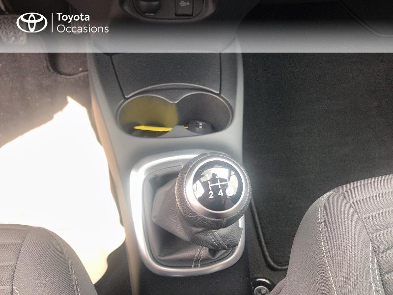 Photo 23 de l'offre de TOYOTA Yaris 70 VVT-i Design 5p RC18 à 11980€ chez Cap Ouest Auto - Toyota Morlaix