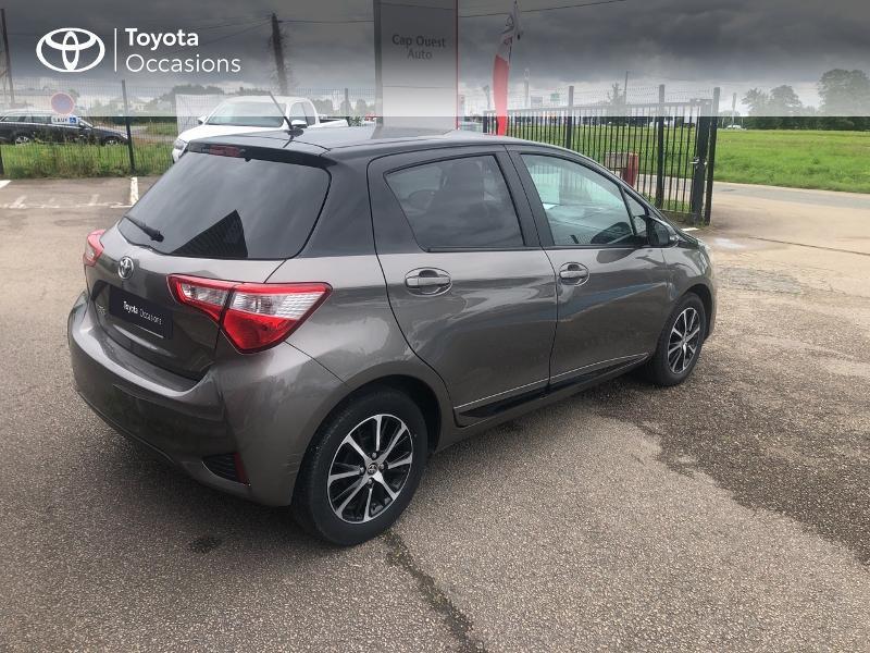 Photo 18 de l'offre de TOYOTA Yaris 70 VVT-i Design 5p RC18 à 11980€ chez Cap Ouest Auto - Toyota Morlaix