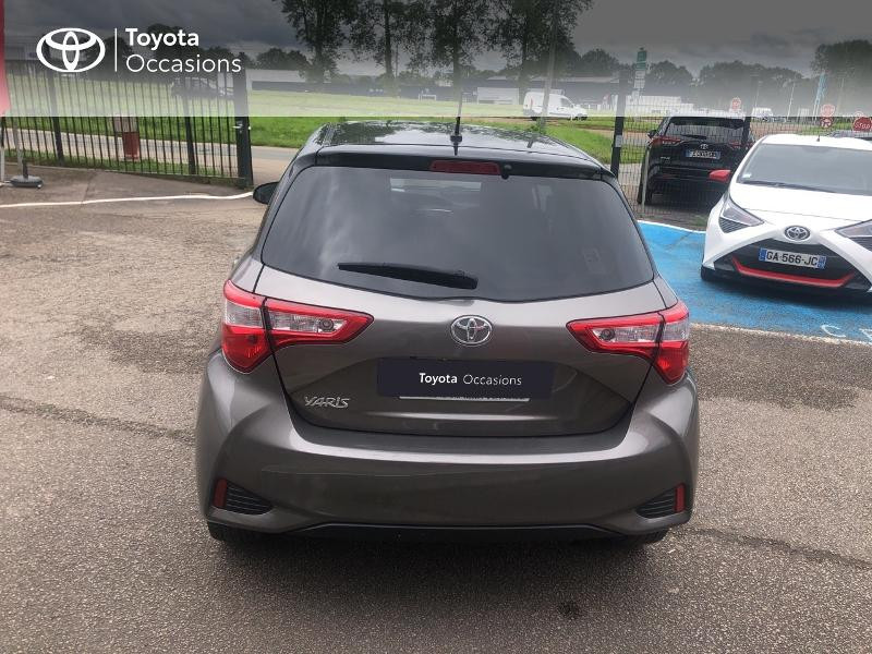Photo 4 de l'offre de TOYOTA Yaris 70 VVT-i Design 5p RC18 à 11980€ chez Cap Ouest Auto - Toyota Morlaix