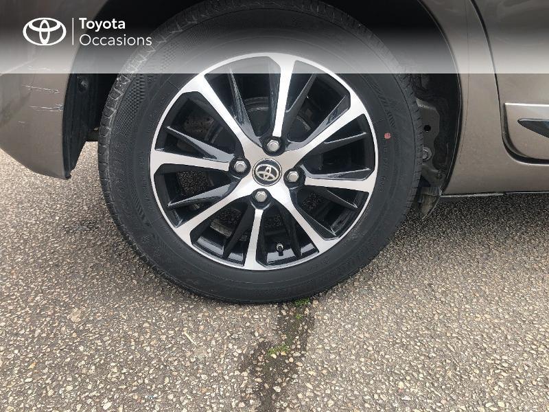 Photo 16 de l'offre de TOYOTA Yaris 70 VVT-i Design 5p RC18 à 11980€ chez Cap Ouest Auto - Toyota Morlaix