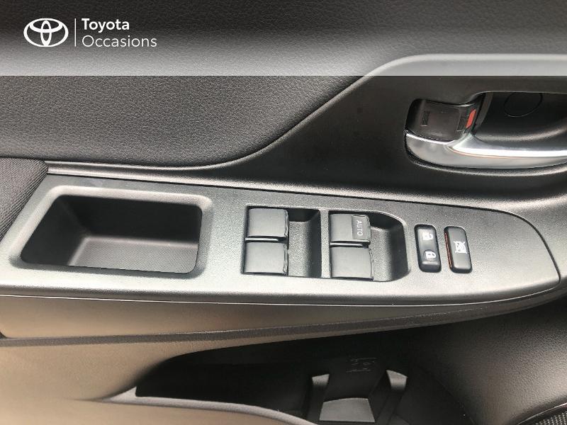 Photo 21 de l'offre de TOYOTA Yaris 70 VVT-i Design 5p RC18 à 11980€ chez Cap Ouest Auto - Toyota Morlaix
