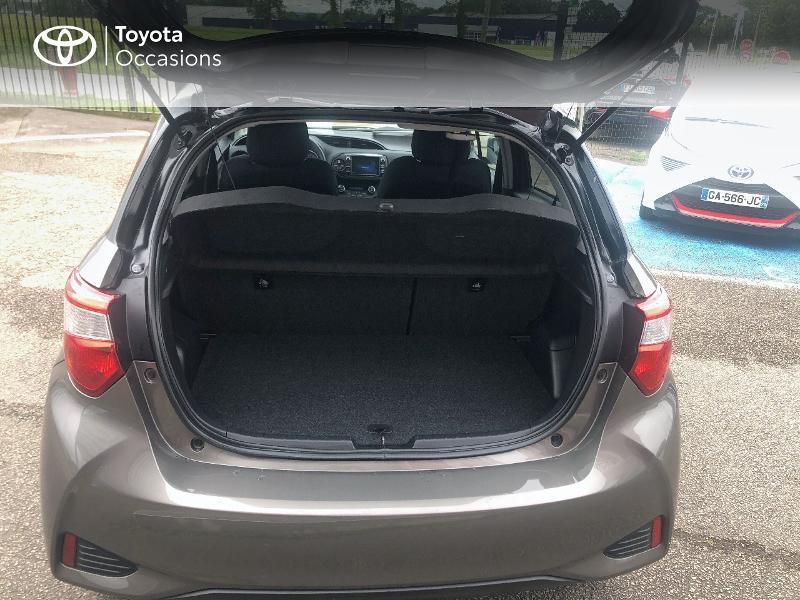Photo 10 de l'offre de TOYOTA Yaris 70 VVT-i Design 5p RC18 à 11980€ chez Cap Ouest Auto - Toyota Morlaix
